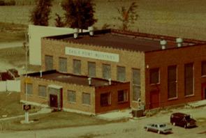 Our Building in 1987